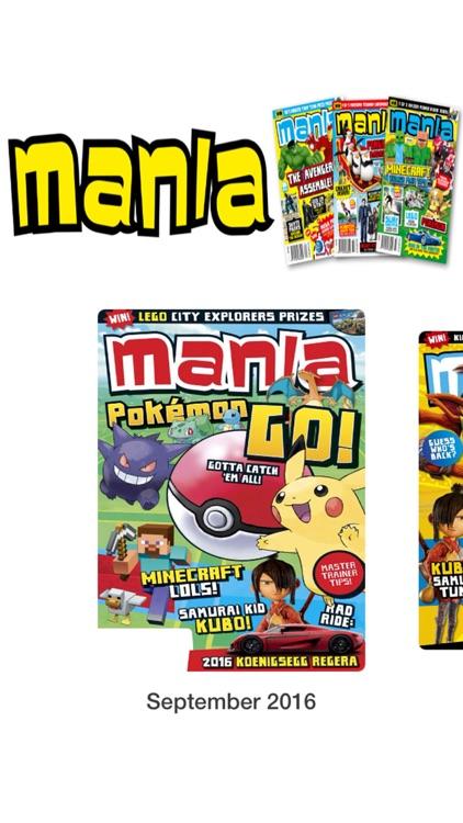 Mania screenshot-3