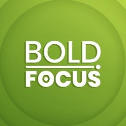 Bold Focus: Boost Productivity