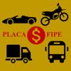 Placa Fipe