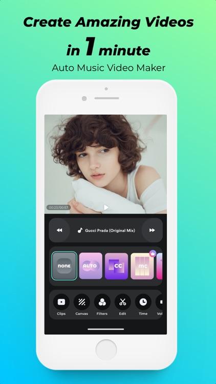 Viddup Video Maker & Template screenshot-0