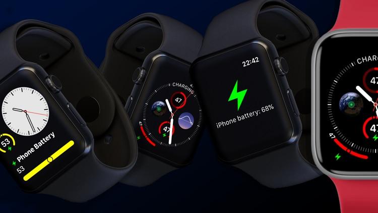 WatchPhone Battery screenshot-4