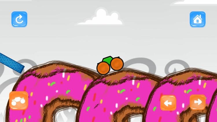 Jelly Drive - A Car Game screenshot-3