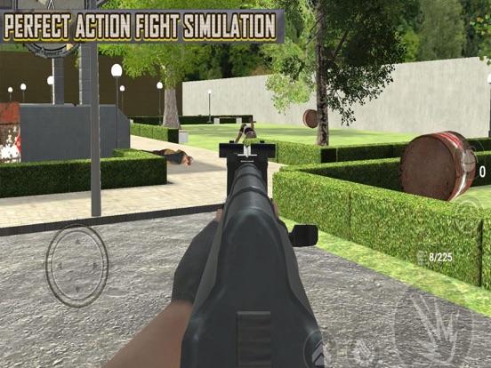 US Commando Attack Shooter-ipad-2