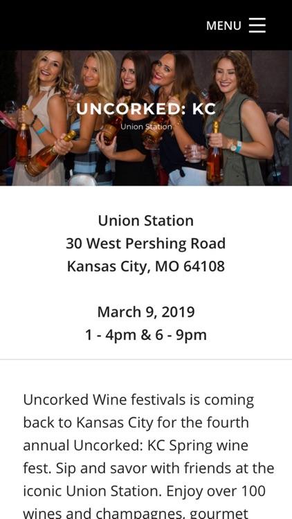 Uncorked KC Wine Festival 2019