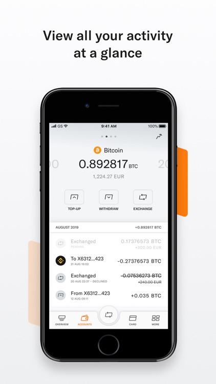 HOLD — Buy Bitcoin & Crypto