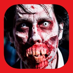 Zombies stickers maker editor