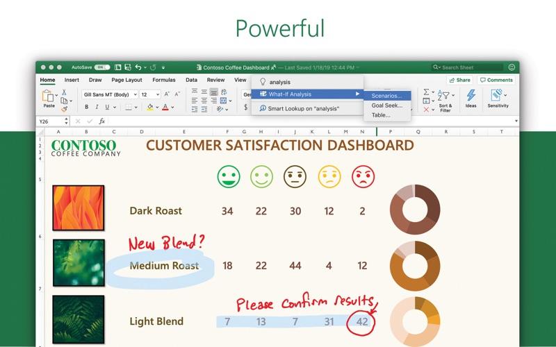 Microsoft Excel PC için - Bilgisayara Indir - Windows 7/8/10