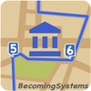 世界(遺産)をドライブ/散歩する - iPhoneアプリ