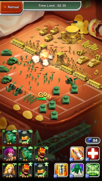 Army Men Strike: World War 2 for Pc