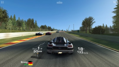 Real Racing 3 iPhone