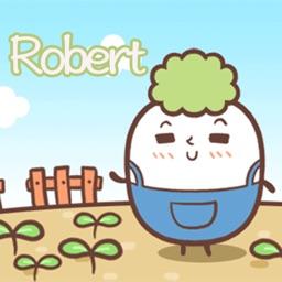 Robert-Sticker