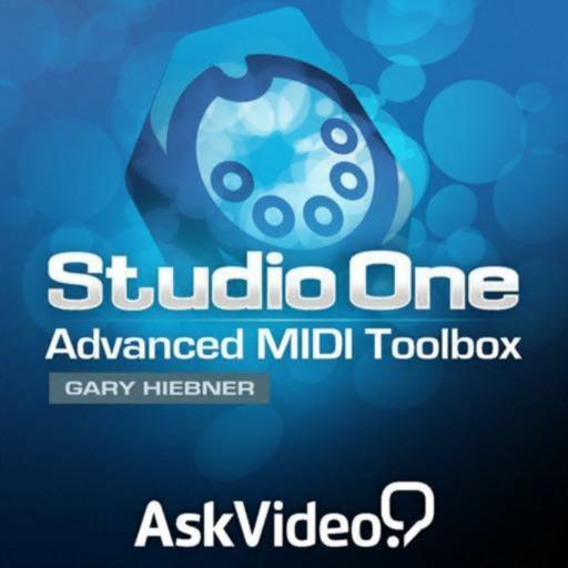 Adv MIDI Course for Studio One