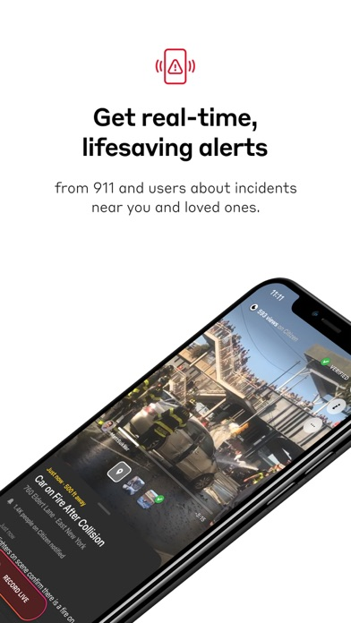 Citizen: Connect and Stay Safe Screenshot
