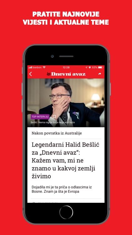 Avaz screenshot-2