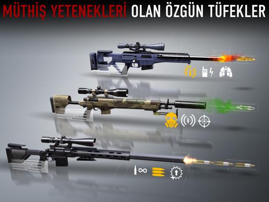 Hitman Sniper ipad ekran görüntüleri