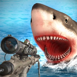 Hungry Shark Hunter Attack 3D