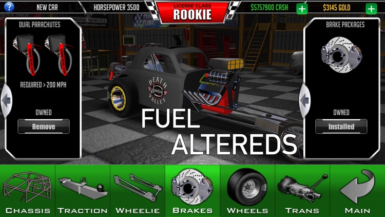 Door Slammers 2 Drag Racing screenshot-6
