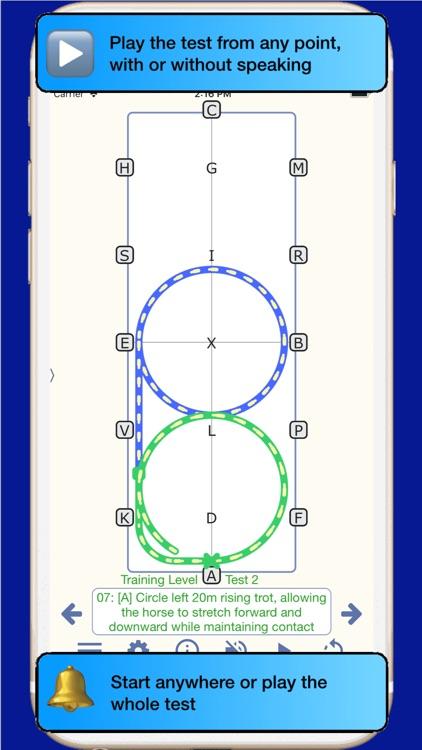 TestPro US Dressage Federation screenshot-5