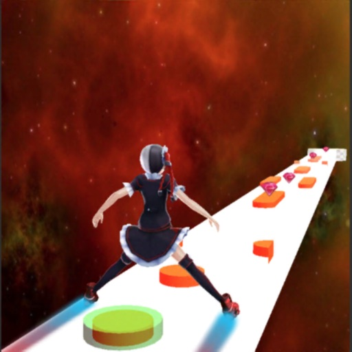 Sky Walk : Space Ride