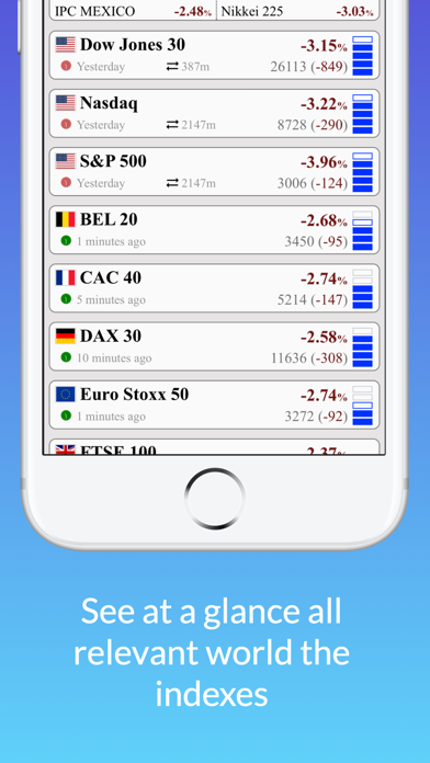 Screenshot of Stock Evaluator5
