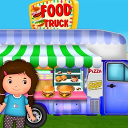 Food Truck Kitchen Chef