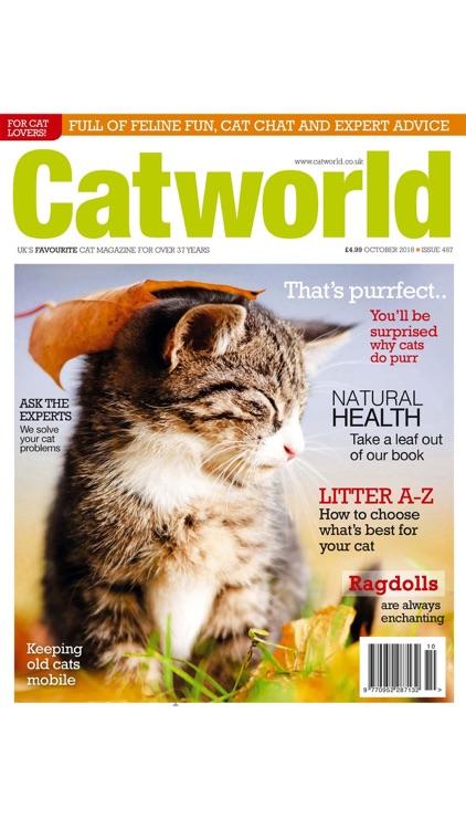 Catworld Magazine screenshot-4