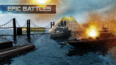 Top 10 Apps like Enemy Waters : Submarine and Warship