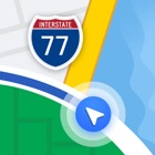 GPS Navigation & Live Traffic icon