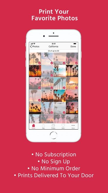 Postsnap: The Postcard App screenshot-9