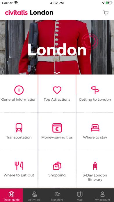 London Guide Civitatis.com 2