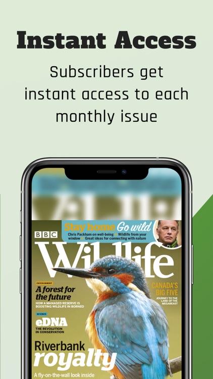 BBC Wildlife Magazine screenshot-7