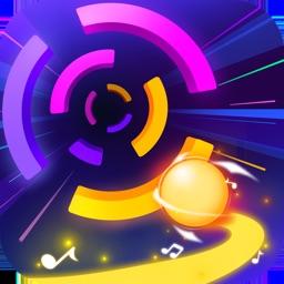 球球冲冲冲: 音乐节奏游戏