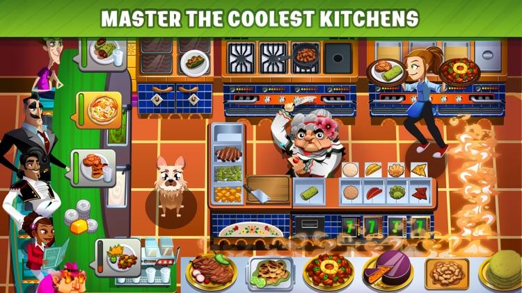 Cooking Dash™ screenshot-4