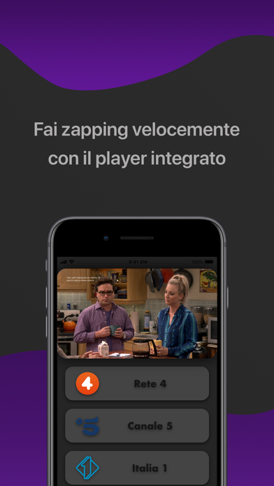 Play TV - Programmi italiani på PC