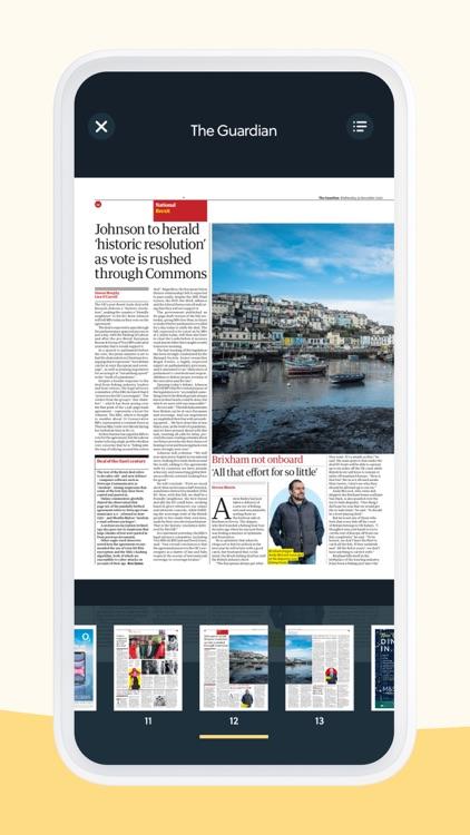 CAFEYN – News and magazine screenshot-3