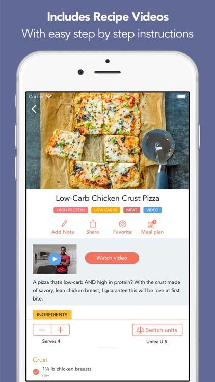 Fit Men Cook - Healthy Recipes screenshot-4