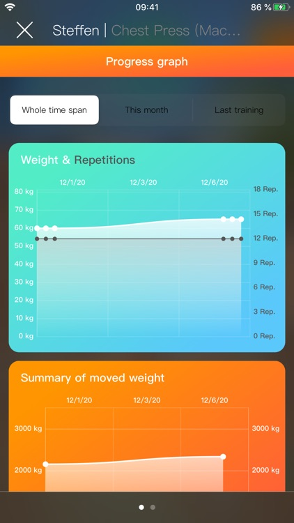 Gymnotize Fitness Workout App screenshot-7