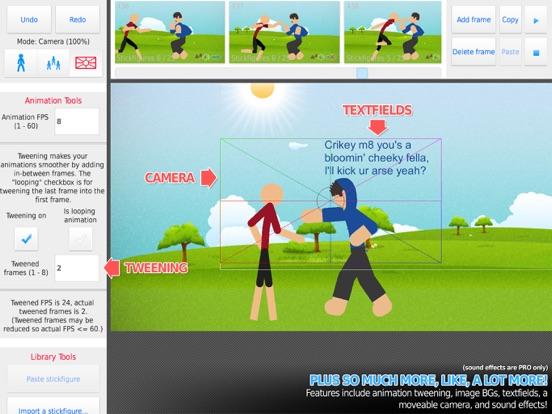 Stick Nodes Pro - Animator Screenshots