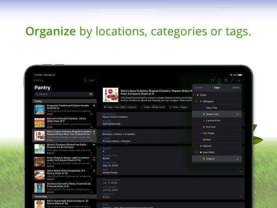 Nest Egg - Inventory Lite screenshot