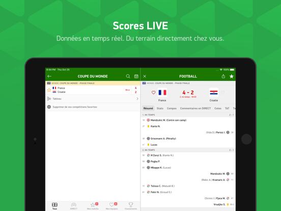 FlashScore - score live