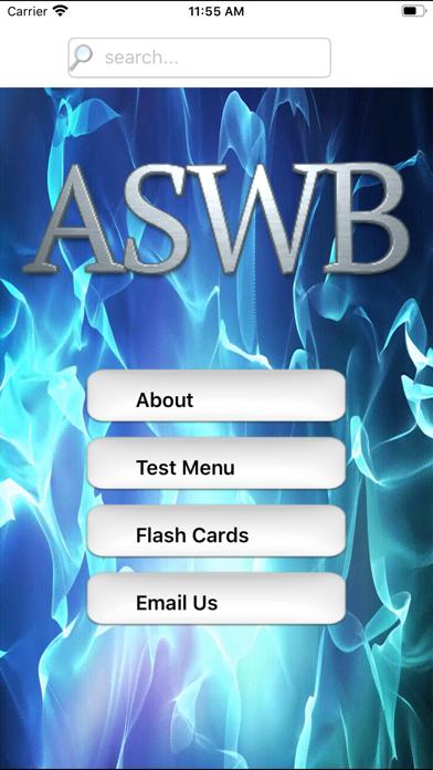 ASWB Exam Prep screenshot 1