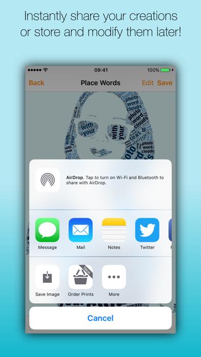 Phoetic Screenshots