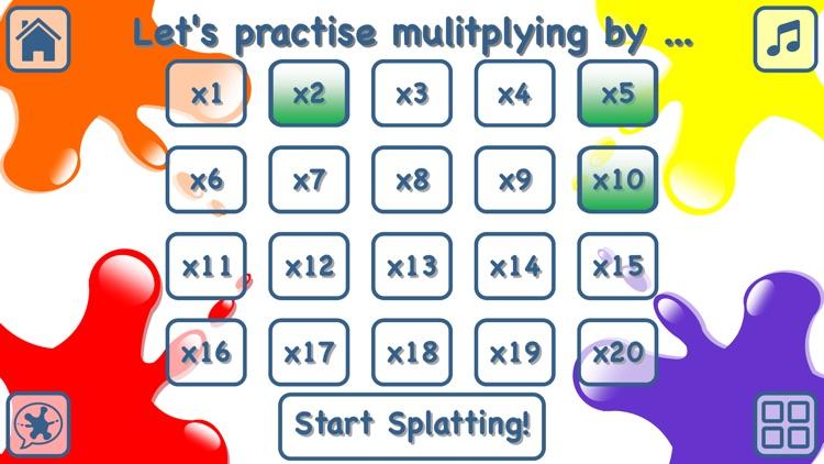 Math Splat screenshot-4