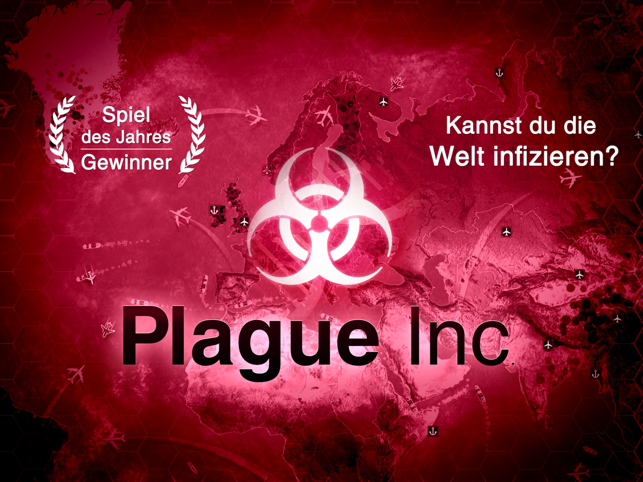 ‎Plague Inc. Screenshot