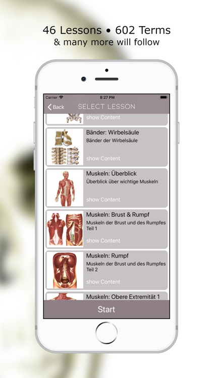 Anatomy Quiz Premium screenshot-6