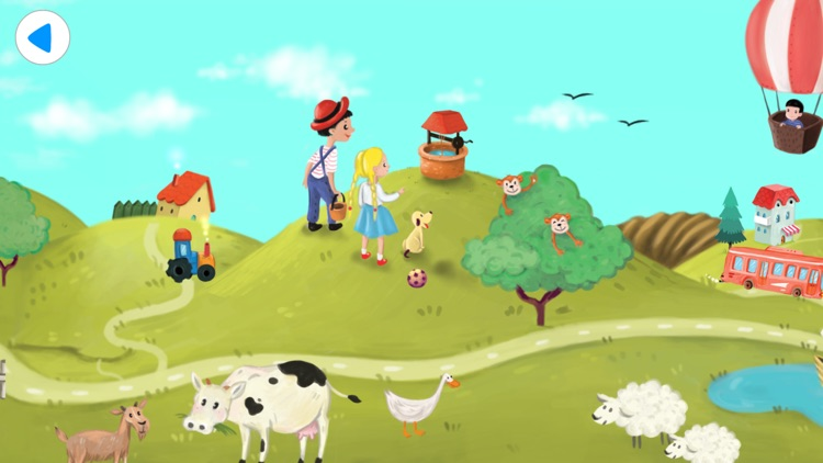 Farm Animals & Sounds for Kids screenshot-3
