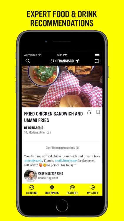 ChefsFeed screenshot-3