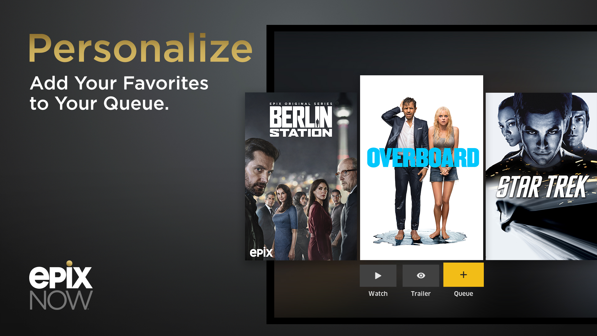 EPIX NOW: Watch TV and Movies screenshot 15