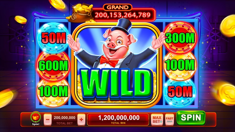 Cash Mania: Slots Casino Games