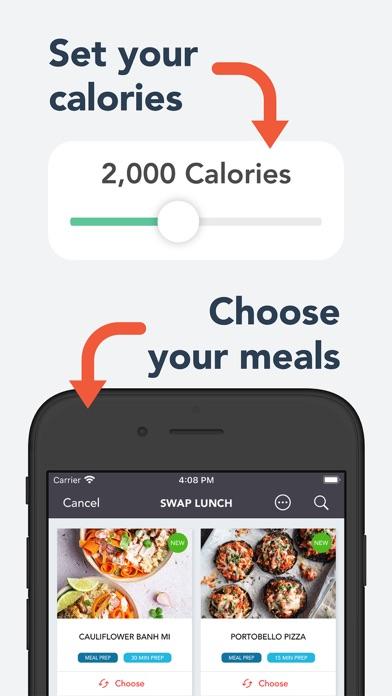 MealPrepPro: Meal prep plannerのおすすめ画像3